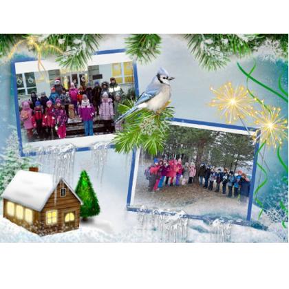 1.klases skolēni dodas pretī Ziemassvētkiem